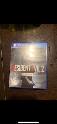Resident evil 2 deluxe edition ps4 Horizon City, 79928