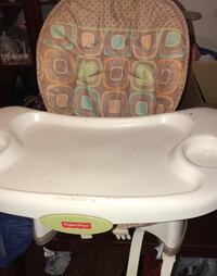 Fisher-Price SpaceSaver High Chairr