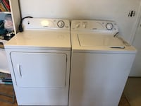 white washer and dryer set Newmarket, L3Y 8K4