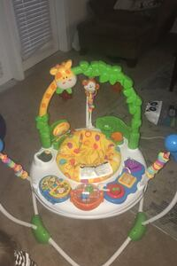 Fisher price jump and play Norfolk, 23513