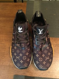 Louis Vuitton Adidas Sneakers Vancouver, V6B