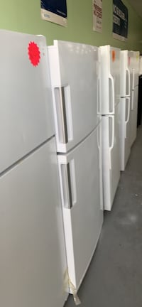White or cream top&bottom refrigerators on sale $175 &up free delivery Essex, 21221