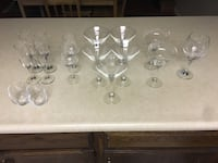 Assorted Stemware Commerce City, 80022