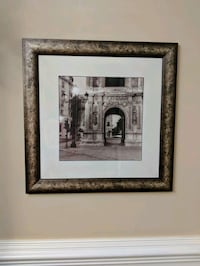 Home Decor: Framed matted picture Sterling, 20166