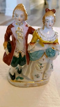 Made in Occupied Japan Victorian Figurines Markham, L6B 1G6