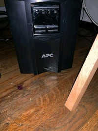 APC Smart UPS 1500 back up battery
