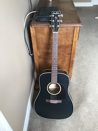 black acoustic guitar Halifax, B4E 3N4