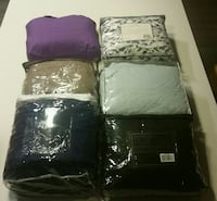 Queen size bed sheets lot $35(all)