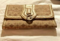 brown and white leather wallet Saint Charles, 63303