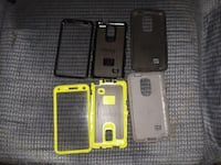 2 Note 4 Otter box cases Swansea