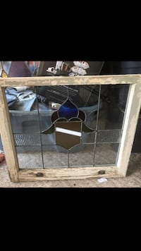 gray wooden framed glass window Laurinburg, 28352