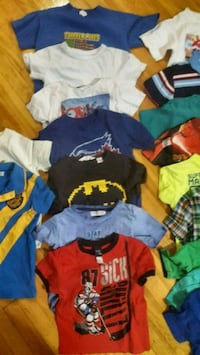 toddler's assorted clothes Montreal, H4E 2Z8
