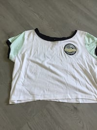 Tee shirts court jennyfer taille L neuf  Sinceny, 02300