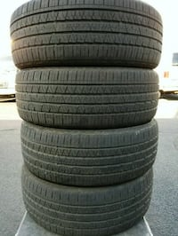 """4 19"""" continental tires"""
