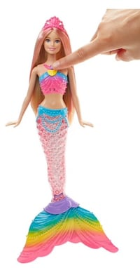 Barbie Dreamtopia Rainbow Lights Mermaid Doll, Blonde Brampton, L7A 3T9