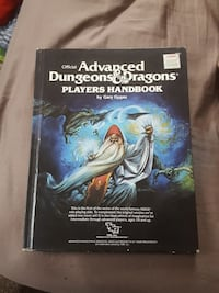official Advanced Dungeons and Dragons players hand book The Plains, 45780