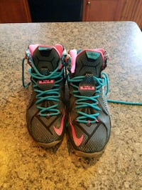 Nike Lebron's shoes size 10.5 Stafford, 22556