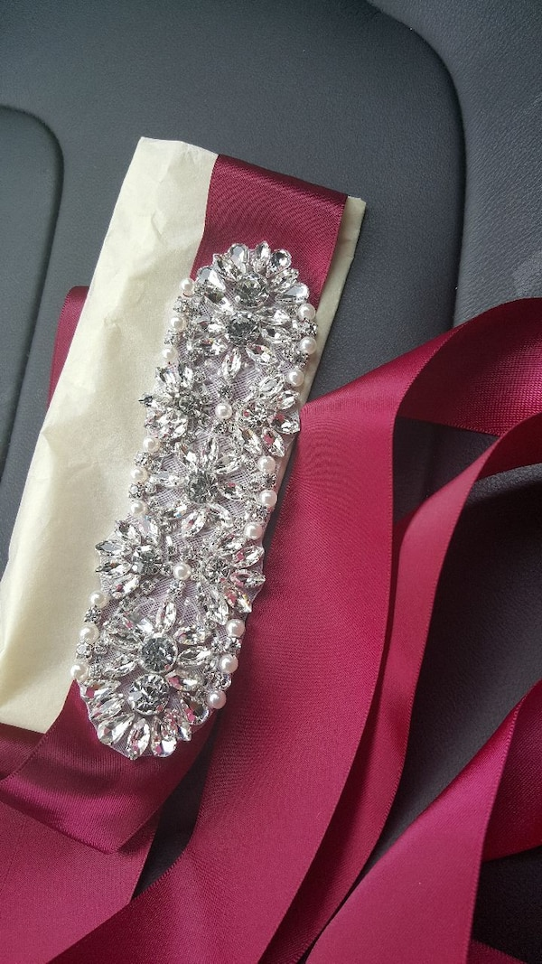 Wedding Sash