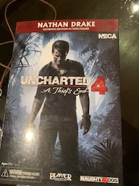 Uncharted action figure North Dumfries, N0B 1E0