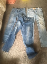 Holister and NewYork and Company Jeans West Babylon, 11704