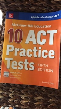 ACT Practice Book