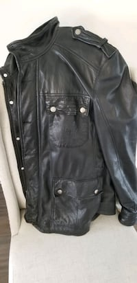 New Danier Leather Bomber Jacket Toronto, M5A 0B1