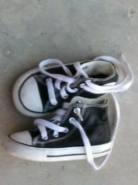 pair of black Converse All Star high-top sneakers Downey, 90242