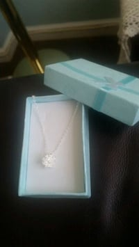 925 silver necklace  Hartlepool, TS24 9NQ