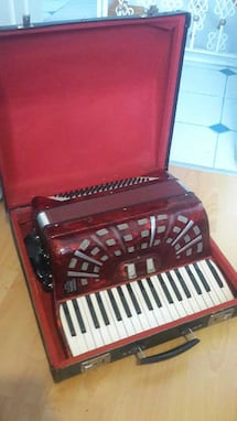 Akordiyon Italyan Crucianelli Accordion