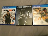 3 Good PS4 Games For $70  Toronto, M9W 1W1