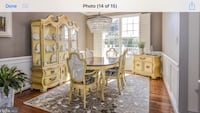 French Provincial dining set Purcellville, 20132