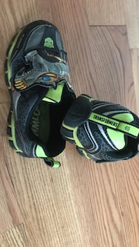 Size 12 transformer shoes St. Clair Shores, 48082
