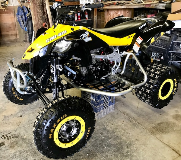 Can Am Ds 450 >> 2015 Can Am Ds450 Xmx