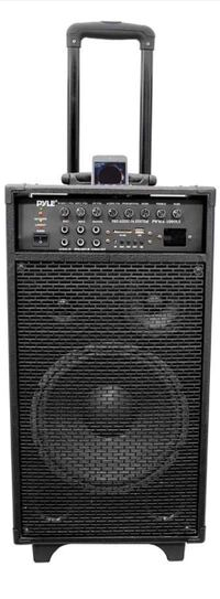 Pyle Pro 800 Watt Outdoor Portable Wireless PA Loud speaker  BRONX