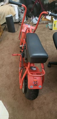 Doodle Bug mini bike. 400 firm.No trades. Ready to ride.Clean