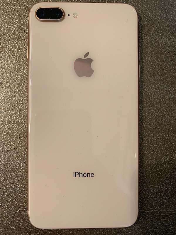 reputable site 0083b 263ab LIKE NEW iPhone 8 Plus 64GB AT&T rose gold
