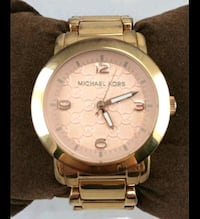 Authentic Michael kors women watch  Calgary, T3J 2T2