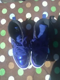 pair of blue-and-black Nike running shoes San Pablo, 94806