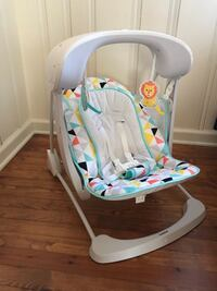 Fisher-Price® Deluxe Take-Along Swing & Seat Yardley, 19067