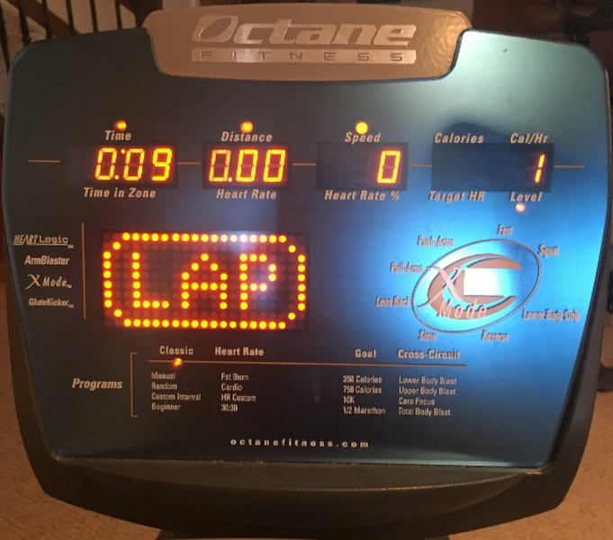 Used Octane Q37ci Elliptcal Cross Trainer For Sale In