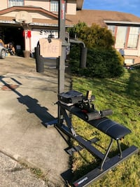 Exercise Bench/Trainer