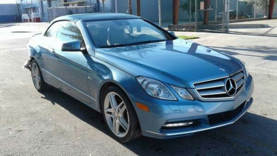 2012 mercedes benz e350 convertible in miami letgo for 2012 mercedes benz e350 convertible