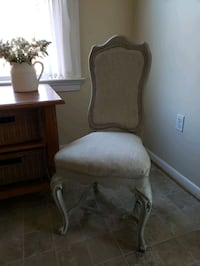 Chair beautifully refinished in antique white Frederick, 21703
