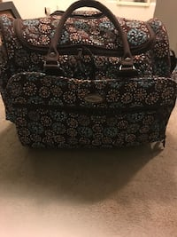 Donna sharp luggage like new pad $258  237 mi