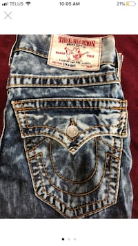 True Religion Jeans Vaughan, L4H 3W1