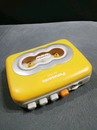 PANASONİC RQ - CW05 COMPACT CASSETTE PLAYER WALKMAN