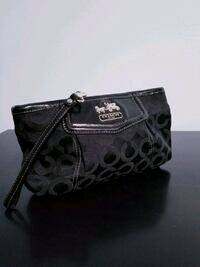 Coach Wallet Black Edmonton, T5Z