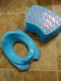 Potty Seat and Step Stool West Des Moines, 50265