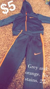 blue and red Nike track pants Boise, 83703