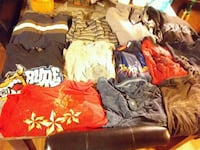 Boys 10/12 clothing lot  Sioux Falls, 57103